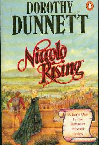 Niccolo Rising by Dunnett D