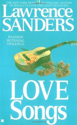 Love Songs by Sanders Lawrence