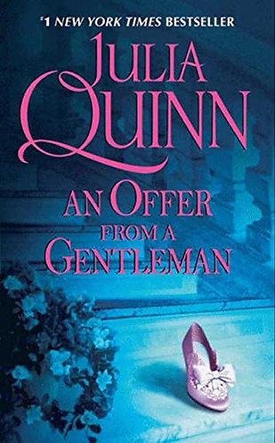 An Offer From A Gentleman by Quinn Julia