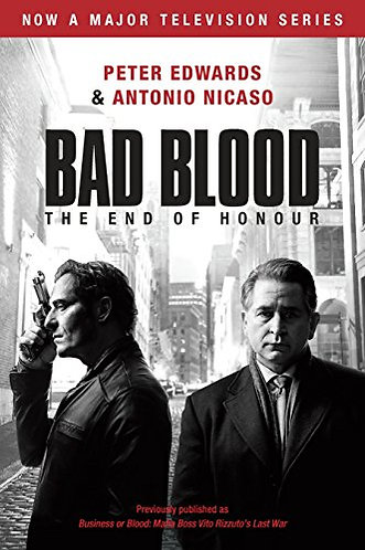 BAD BLOOD THE END OF HONOUR by Edwards Peter