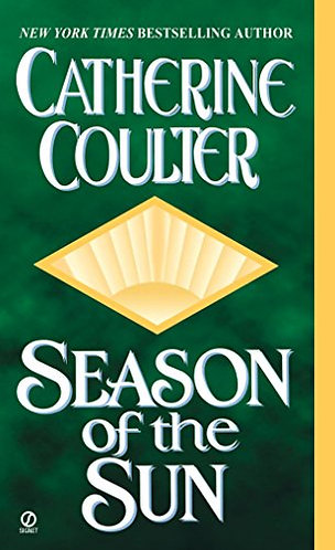 Season of the sun by Coulter Catherine