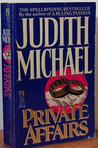 Private Affairs by Michael Judith