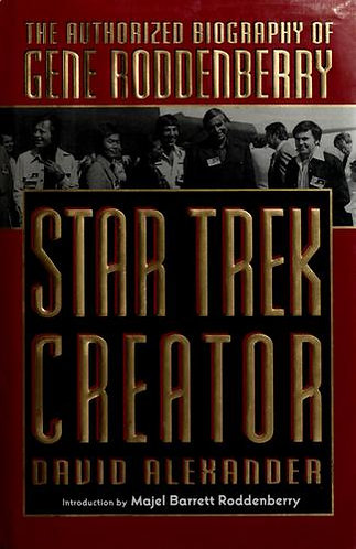 Star Trek Creator by Alexander D