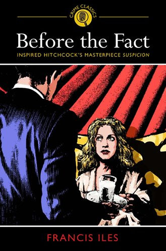 BEFORE THE FACT by ILES FRANCIS