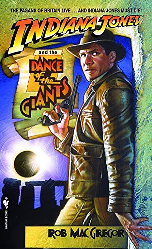 Indiana Jones And The Dance - by Macgregor R