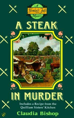 A Steak In Murder by Bishop C