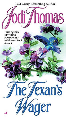 The Texan's Wager by Thomas Jodi
