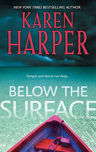 Below the Surface by Harper Karen