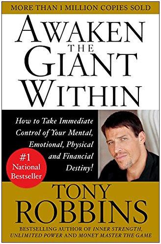 Awaken The Giant Within by Robbins