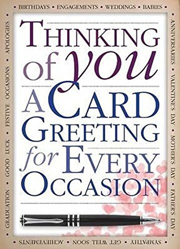 A Card Greeting for Every Occasion by