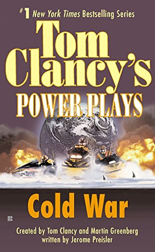 Power Plays Cold War by Clancy Tom