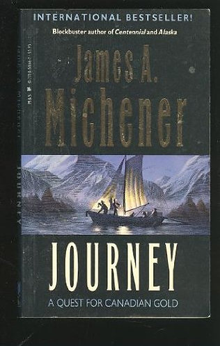 Journey by Michener James A.