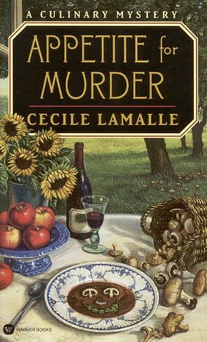 Appetite For Murder by Lamalle Cecile