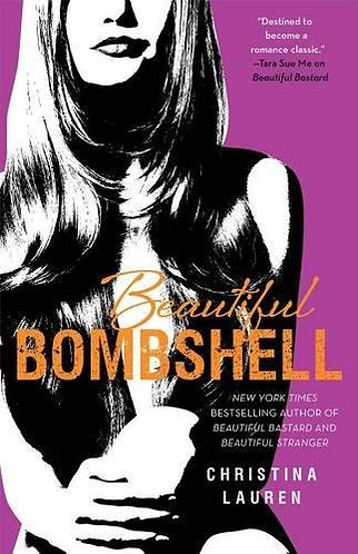 Beautiful Bombshell by Lauren Christina