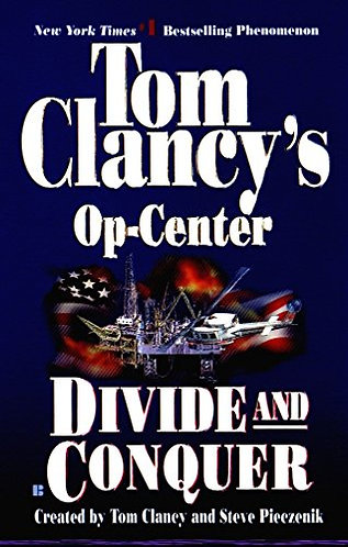 Op-Centre Divide And Conquer by Clancy Tom