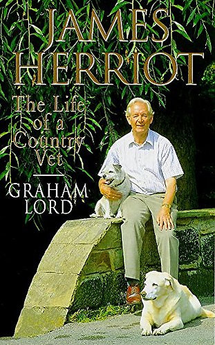 The Life Of A Country Vet by Herriot James