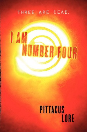I Am Number Four by Lore Pittacus