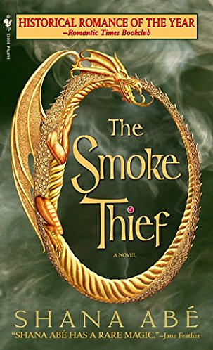 Abe Shana - The Smoke Thief