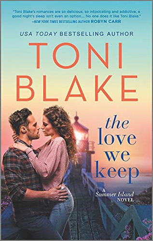 Blake Toni - THE LOVE WE KEEP