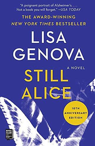 Still Alice by Genova Lisa