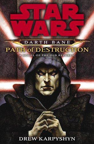 STAR WARS DARTH BANE by