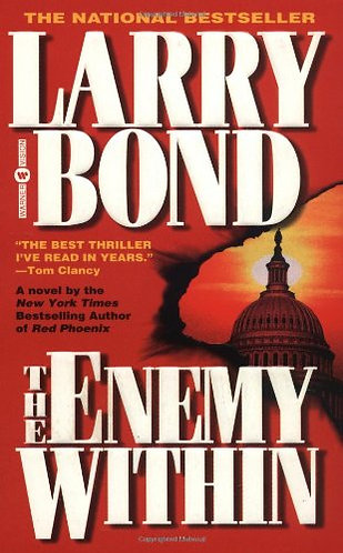 Bond Larry - The Enemy Within