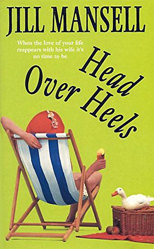 Head Over Heels by Mansell J