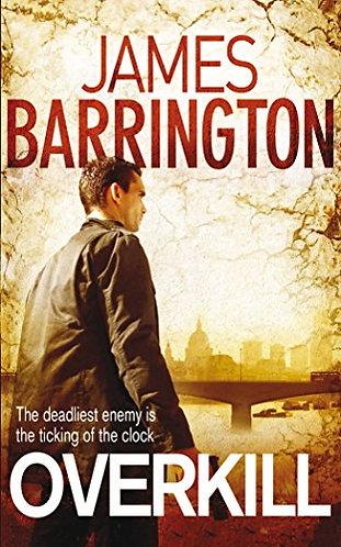 Overkill by Barrington James