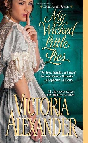 Alexander Victoria - My Wicked Little Lies
