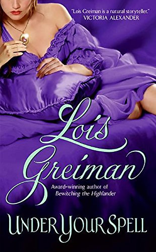 Under your spell by Greiman Lois
