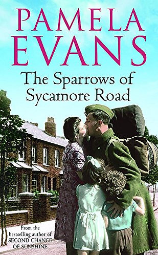 The Sparrows Of Sycamore Road by Evans Pamela