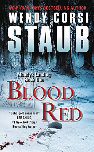Blood Red by Staub Wendy Corsi