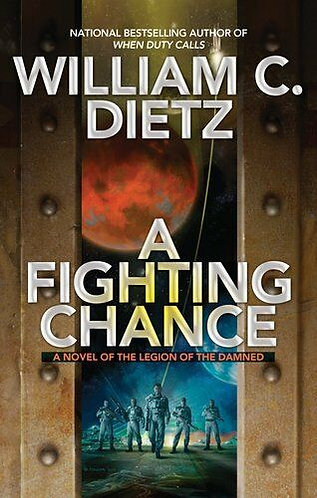 A Fighting Chance by Dietz William