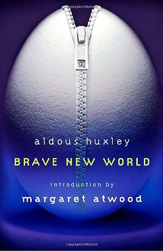 Brave New World by Huxley Aldous