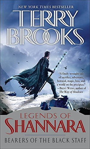 Bearers Of The Black Staff by Brooks Terry