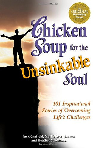 Chicken Soup For The Unsinkabl by Multi
