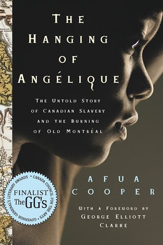 The Hanging of Angelique by Cooper A