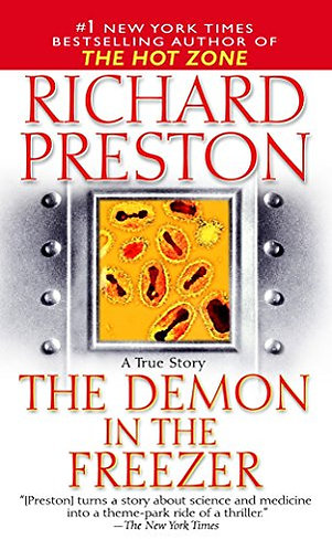 The Demon In The Freezer by Preston R