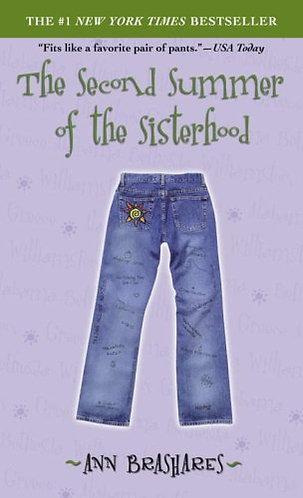 Brashares Ann - The Second Summer of the Sisterhood