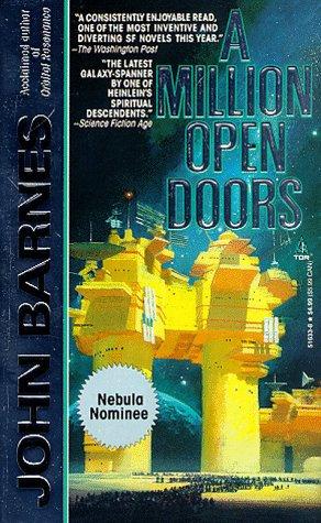 A MILLION OPEN DOORS by Barnes John