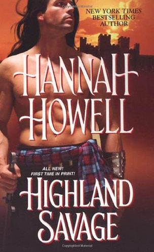 Highland Savage by Howell Hannah