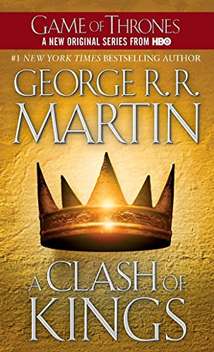 A Clash Of Kings by Martin George R.R.