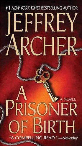 Archer Jeffrey - A Prisoner Of Birth