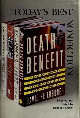 Death Benefit by Heilbroner D