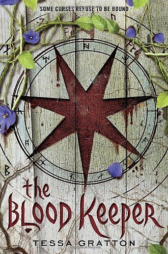 THE BLOOD KEEPER by GRAFTON TESSA