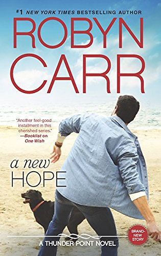 a new Hope by Carr Robyn