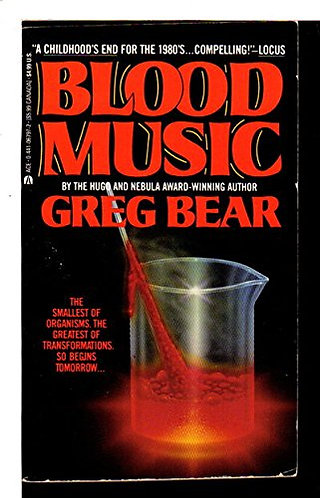 Blood Music by Bear Greg