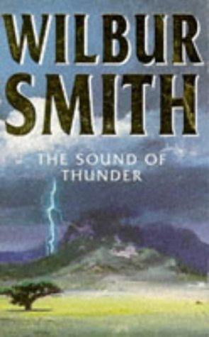 The sound of thunder by Smith Wilbur