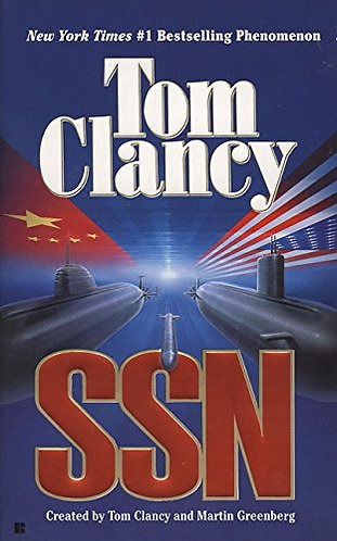 SSN by Clancy Tom