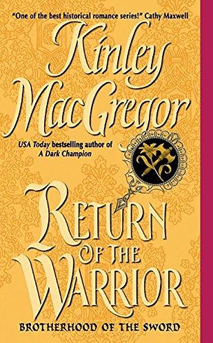 Return of the Warrior by Macgregor Kinley